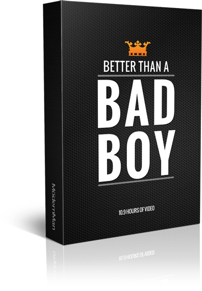 Better Than a Bad Boy