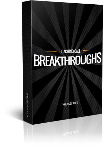Coaching Call Breakthroughs